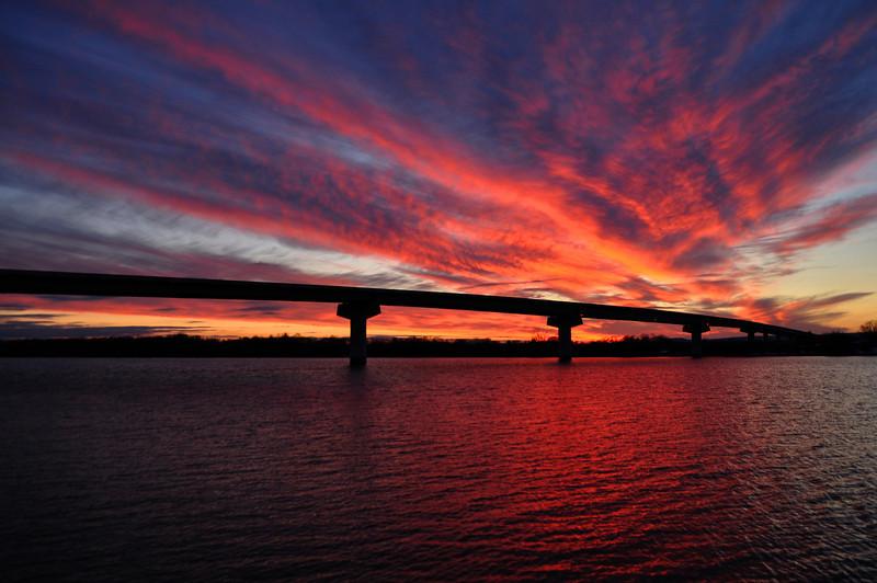 Washington Ferry Bridge