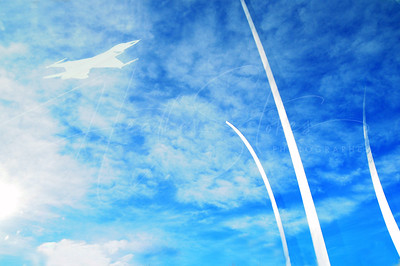 United States Air Force Memorial, Arlington, Virginia, USA