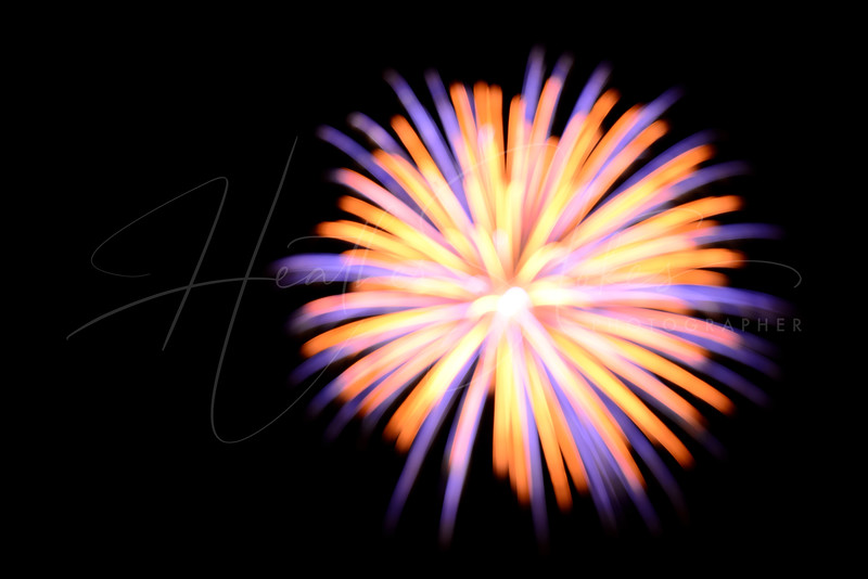 Fireworks - Explosions of light and beauty