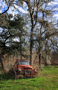 Backroads of Brazoria County, Texas