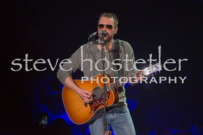 Eric Church - Pepsi Center - Denver - 2015