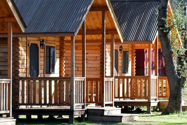 Coloma Resort Cabins
