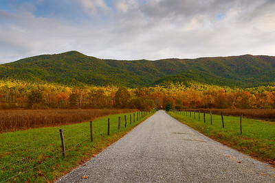 Sparks Lane Cades Cove - Smoky Mountains