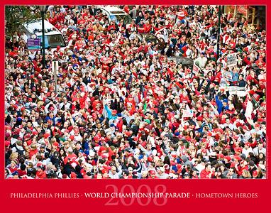 Phillies World Series Parade Oct 2008