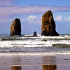 The Needles - Canon Beach, Oregon