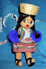Guatemalan Doll - Girl with Basket