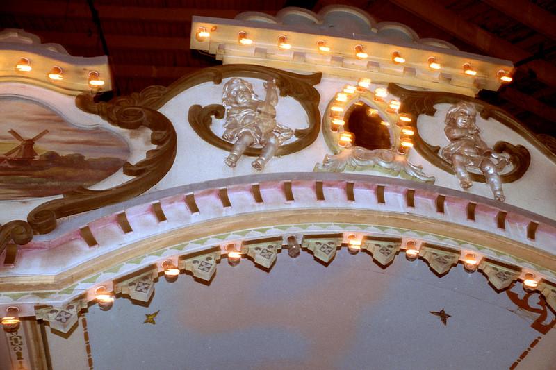 Carousel Cherub