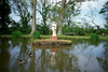 New Orleans - Pond Statue