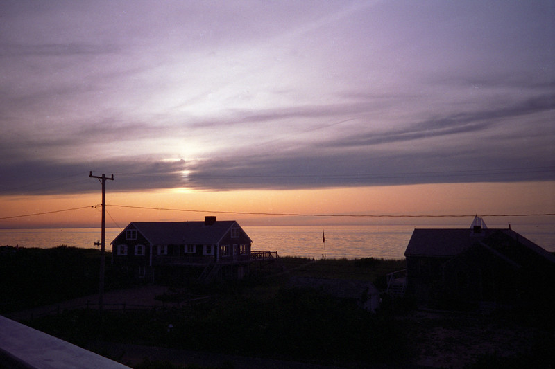 Boston - Cape Cod - Sunset 1