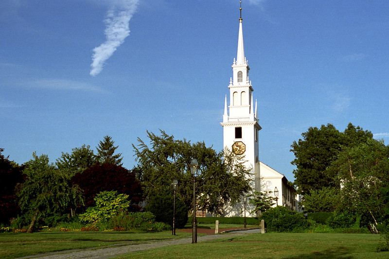 Newport, RI - Church