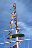Newport, R.I. - Nautical Flags