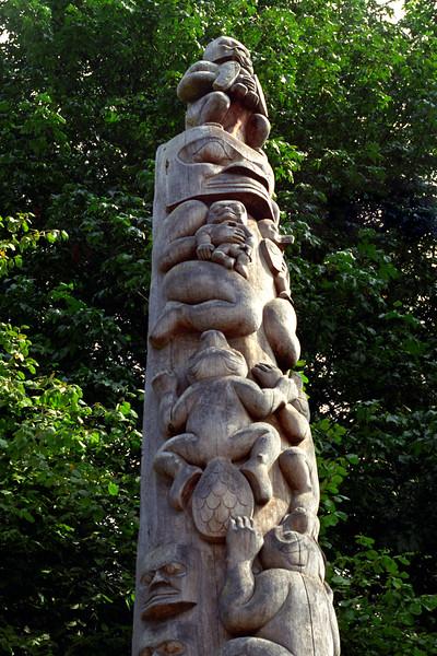 Vancouver, B C  - Totem 1