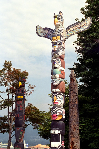 Vancouver, BC - Totem 2 new