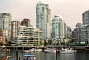 Vancouver, B C  - Cityscape Horizontal
