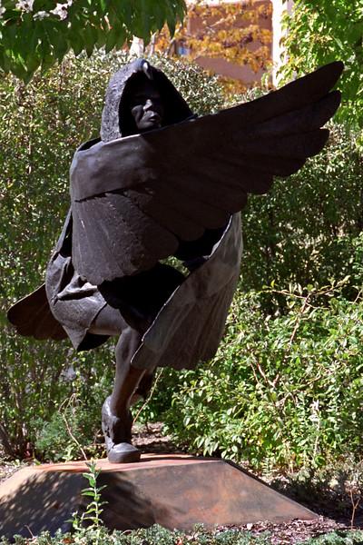 New Mexico - Santa Fe - Statue 1