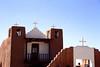 New Mexico - Taos - Church