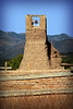 New Mexico - Taos - Bell Tower new