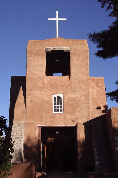 New Mexico - Santa Fe - Church 1