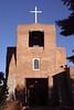New Mexico - Santa Fe - Church 1