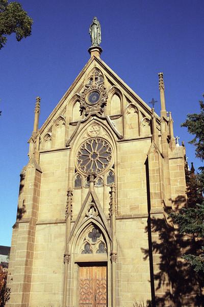 New Mexico - Santa Fe - Church 2