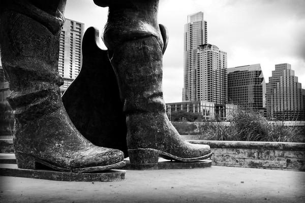 Boots & Skyline