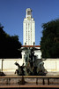 Texas - Austin - U T  Tower, Day