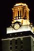 Texas - Austin - UT Tower at Night 1