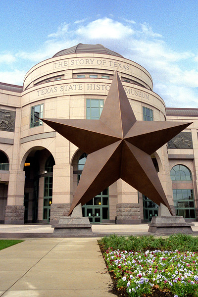 Texas - Austin - Texas State History Museum, Day