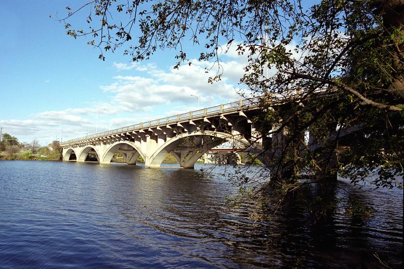 Texas - Austin - Lamar Bridge