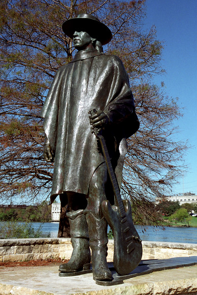 Texas - Austin - Stevie Ray Vaughan 1
