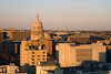 Texas State Capitol at Sunset