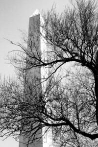 Washington, D C  - Washington Monument
