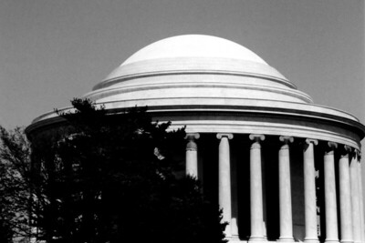 Washington, D C  - Jefferson Memorial
