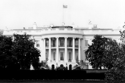Washington, D C  - The White House