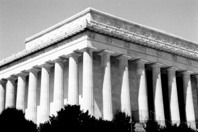 Washington, D C  - Lincoln Memorial