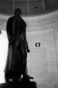 Washington, D C  - Thomas Jefferson