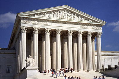 Washington, D C  - Supreme Court