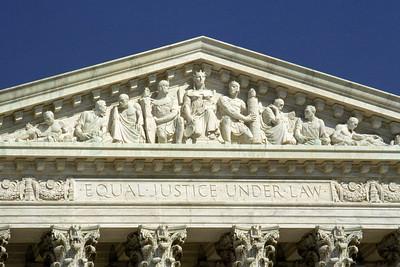 Washington, D C  - Equal Justice Under Law