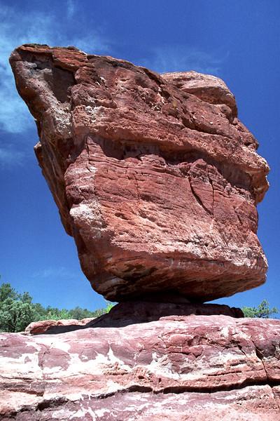 Colorado - Balance Rock 1
