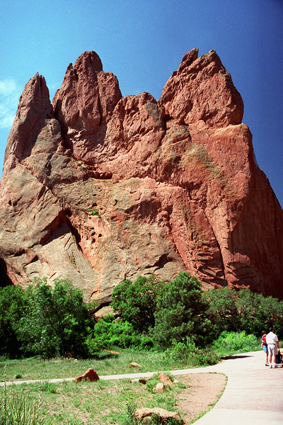 Colorado - Cathedral Rock