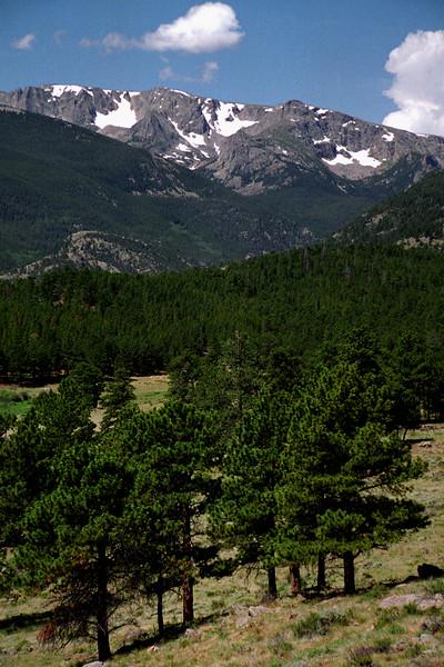 Colorado - Rocky Mountain National Park 1