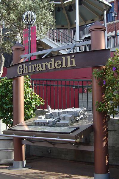 California - San Francisco - Ghirardelli Square