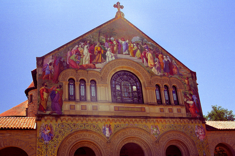 California - Stanford Church