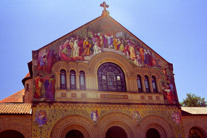 California - Stanford Church