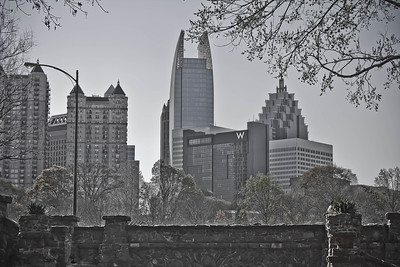 The View from Piedmont Park, Atlanta