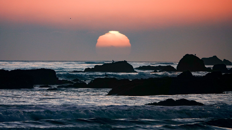 """Cayucos Sunset"""