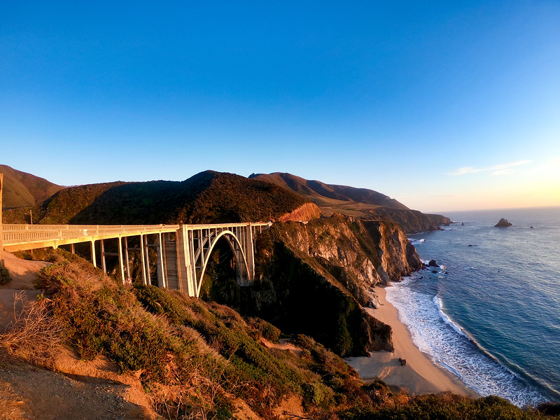 """Bixby Bridge"""