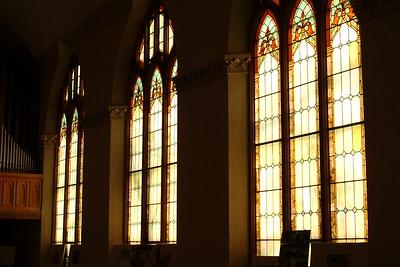 Nebo Church