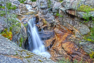 Screw Auger Falls HDR