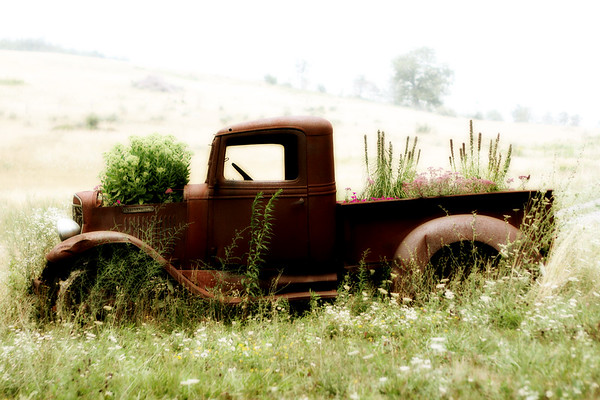 Rusty Truck - West Virginia - 2010